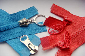 5# X-Shape Resin Zipper