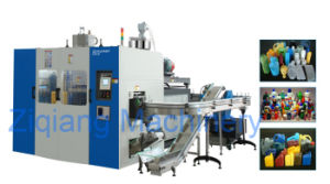 Automatic Extrusion Blow Molding Machinery (Double Station) pictures & photos