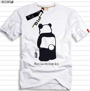 100% Cotton Men′s Printed Fashion T-Shirt
