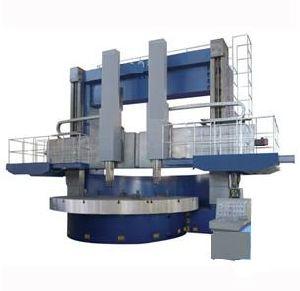 Double Column Vertical Lathe Machine (Heavy duty Vertical Lathe C5263) pictures & photos