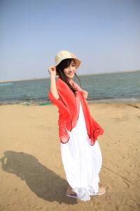Sun Protection Chiffon Beach Scarf pictures & photos