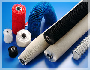 PVA Foam Water Absorption Roller Brush pictures & photos