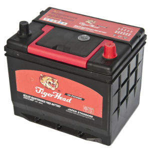 N50zmf 12V60ah Mf Car Battery pictures & photos