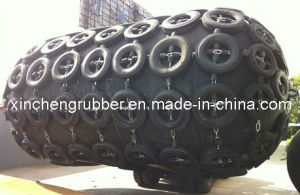 Use Air Craft Tyre as Shealth Marine Fender pictures & photos