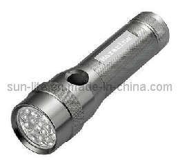 19 LED Aluminium Flashlight