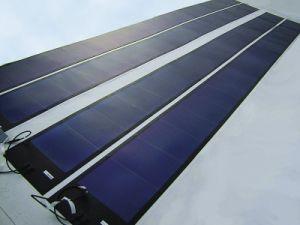 Pvl-136 136W 33V Unisolar Flexible Solar Laminates pictures & photos