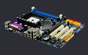 Esonic Mainboard Via K8M800 Support 754 CPU pictures & photos