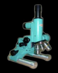 Portable Monucular Metallurgical Microscope (SM-3) with Digital Camera pictures & photos