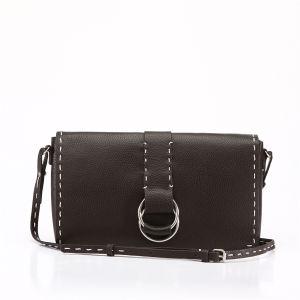 2015 Fashion PU Stitching Women Crossbody Bag (MBNO037105) pictures & photos