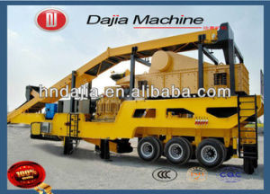 Mobile Cone Crushing Plant/Stone Crusher pictures & photos
