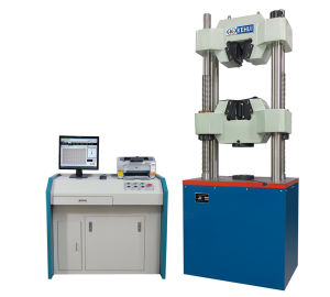 Manufacturer of Hydraulic Universal Testing Machine