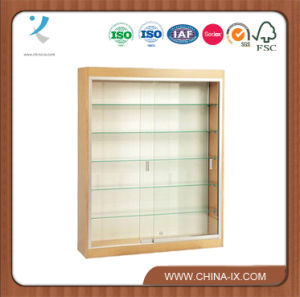 Freestanding Shodow Box Wall Mounted Display Case pictures & photos
