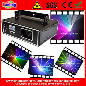 Attractive 2W Full Color Laser Show Light Projector pictures & photos
