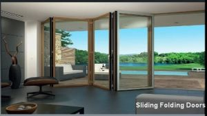 Best Quality Luxury Aluminum Big Folding Door for Villa (pH-8817) pictures & photos