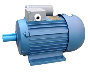 Single Phase Capacitor Running Electric Motor (YY) pictures & photos