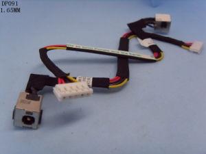 Laptop DC Plug, DC Power Jack DP091 for HP