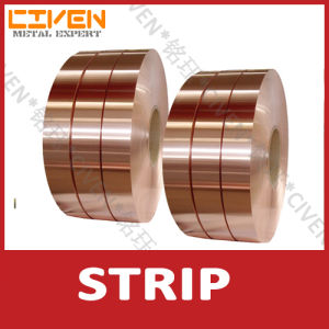 High Quality Lead Frame Material Copper Strip C107