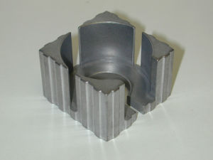 Sintered Metal Iron Powder Coil Housing pictures & photos