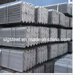 Hot Rolled Unequal and Angle Steel Bars pictures & photos