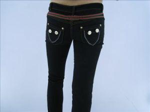 Women′s Jeans (ED 008) (20110330)