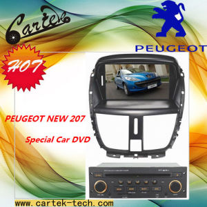 Peugeot New 207 Special Car DVD Player