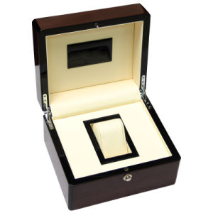 Veneer Gigh Gloss Watch Wooden Box pictures & photos