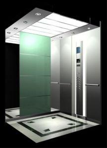 Gearless Passenger Elevator (TLJ1000/0.5-JX)