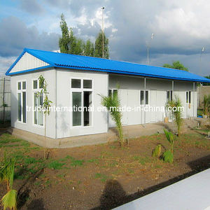 Sandwich Panel Mobile/Modular Building/Prefabricated/Prefab House pictures & photos