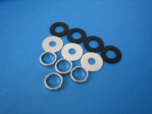 NdFeB Ring Magnet China Mainland Industrial Neodymium Hole Magnet pictures & photos