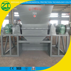 Waste Tire Recycling Rubber Powder Shredder Machine pictures & photos