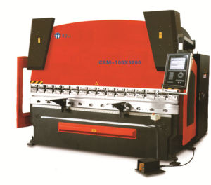 Economical CNC Hydraulic Press Brake pictures & photos