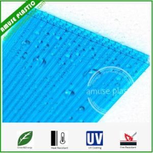 Makrolon 8mm 10mm PC Honeycomb Sheet Unbreakable Plastic Policarbonato Laminas pictures & photos