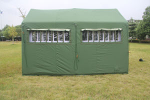 25m2 Tent Water-Proof and Sun-Proof Steel Structure Cooking Tents pictures & photos