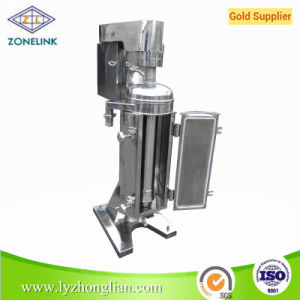 Gq105j High Speed Liquid Solid Separation Tubular Centrifuge pictures & photos
