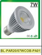 7W Dimmable/Non-Dimmable PAR20 COB LED Spotlight pictures & photos