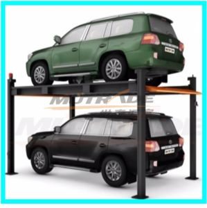 Four Post Outdoor Parking Lift China Auto Hoist pictures & photos