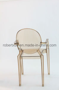 Resin Louis Victoria Ghost Dining Chair pictures & photos