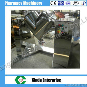 Ghj Series High Efficient Herbal Powder Mixer pictures & photos