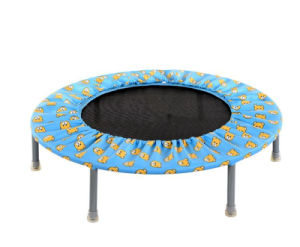 38inch Folded Trampoline, Exercise Equipment, Jumping Bad for Women pictures & photos