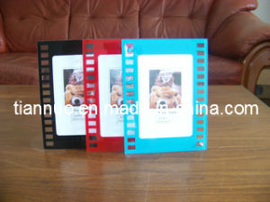 Creative&Silk Printing Glass Photo Frame (QS001)