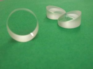 Optical Wedge Prism, Bk7 Wedge Prism pictures & photos