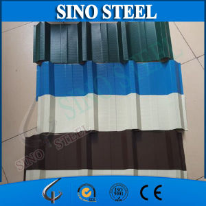 Prepainted Colorful Corrugated Roofing Sheet PPGI for Build Sector pictures & photos