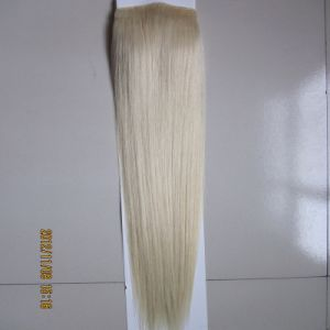 Russian Virgin Remy Clip in/on Human Hair Extension pictures & photos