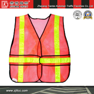 Reflective Safety Vest with LED Light (CC-V06) pictures & photos