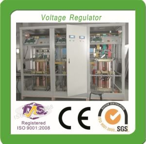 1000kVA Large Power Voltage Regulator