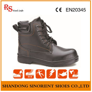 Non Leather Work Boots Made in China RS103 pictures & photos