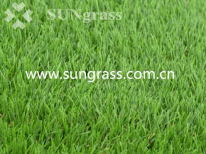 35mm High Anti-UV Landscaping Garden Leisure Artificial Grass (SUNQ-AL00067-1) pictures & photos