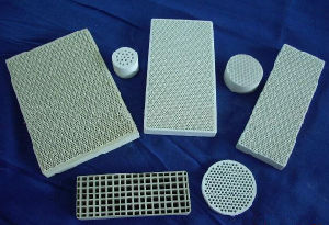 Ceramic Products Ceramic Honeycomb Filter for Foundry Industry pictures & photos