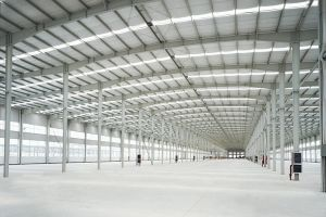 Prefabricated Space Frame Steel Structure Workshop/Frame Truss Structure pictures & photos