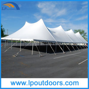 Cheap Pole Wedding Party Pole Tent pictures & photos